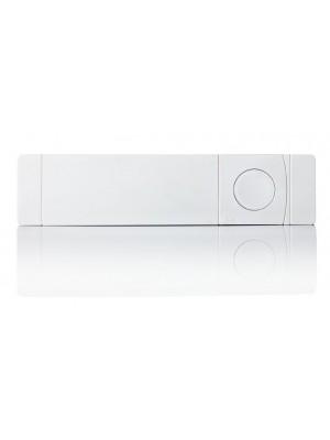 Bezdrôtový riadiaci systém s farebným dotykovým displejom living by Danfoss; Danfoss Link HC 10 Bezdrôtová spínacia jednotka vykurovacích podlahových alebo radiátorových okruhov (1 až 10) 014G0100