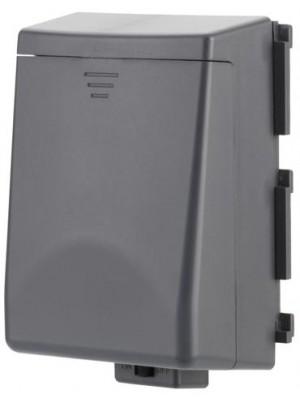 Bezdrôtový riadiaci systém s farebným dotykovým displejom living by Danfoss; Danfoss Link BSU Prenosný inštalačný zdroj - napájanie pre Danfoss link CC-batériová jednotka; 15 V 014G0262