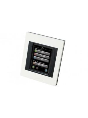 Bezdrôtový riadiaci systém s farebným dotykovým displejom living by Danfoss; Danfoss Link CC WiFi PSU Riadiaca jednotka s displejom, pevný prívod napájanie z elektroboxu, vrátane zdroja 014G0288