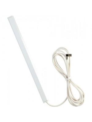 Bezdrôtový riadiaci systém s farebným dotykovým displejom living by Danfoss; CF-EA Externá anténa - 2m kábel 088U0250