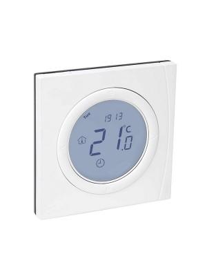 DANFOSS Priestorový termostat FH-WTx BasicPlus2 napájanie 230V napájanie s napäťovým kontaktom* : FH-WT-D Priestorový termostat s displejom 088U0622