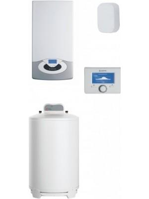 ARISTON GENUS PREMIUM EVO SYSTEM 24 + zásobník vody BCH 120 + nožičky + vonkajší snímač