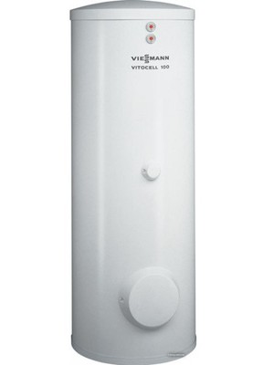 VIESSMANN Vitocell 100-B typ CVBA 190l s reguláciou Vitosolic 100 (biela)
